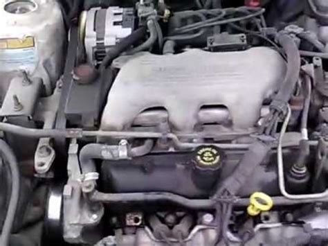 small engine service manuals 1995 chevrolet corsica on board diagnostic system 1995 chevy corsica v6 engine issue youtube