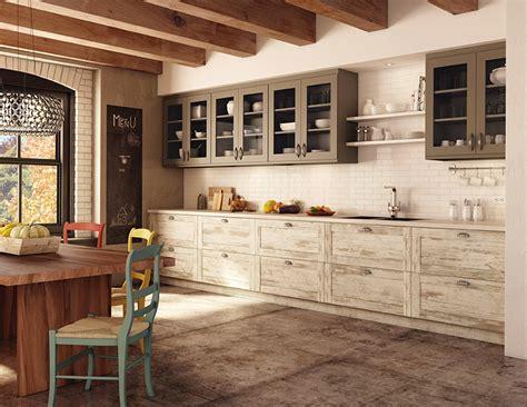 cuisine chic armoire de cuisine rustique chic urbantrott com