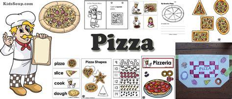 pizza preschool activities crafts and printables 361 | Pizza activities crafts kindergarten