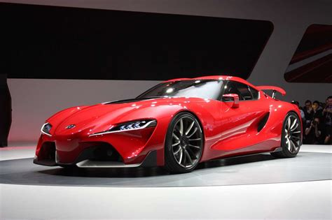 Toyota Concept Cars by Toyota Ft 1 Concept Price Engine Release Date