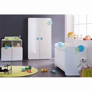 Chambre Complete Bebe : chambre compl te blanc b b pastel ~ Teatrodelosmanantiales.com Idées de Décoration