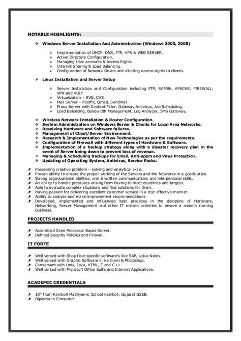 Ftp Resume C yasin patel resume
