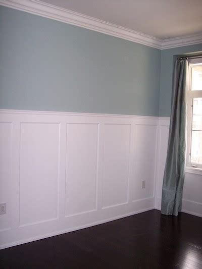 Recessed Wainscoting by Recessed Wall Paneled Wainscot Kit 60 Quot High I Elite