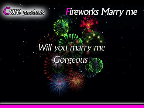 second marketplace fireworks will you me