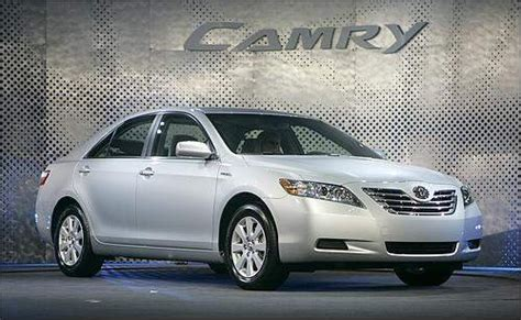 Recalled Toyota Camrys by Toyota Camry1