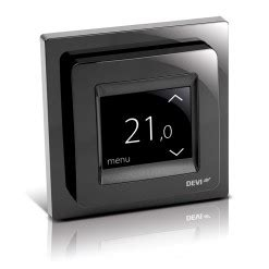 thermostats controls underfloor heating