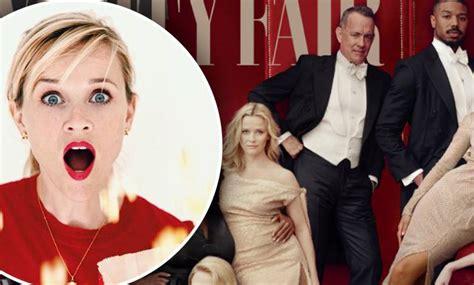 Reese Witherspoon Ma Trzy Nogi Na Okładce Vanity Fair. Wpadka