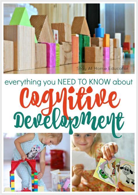 developmental skills for preschoolers and activities to 688 | Cognitive Development Collage