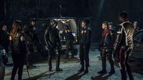 Arrow Season 6 Episode 23 Review Life Sentence