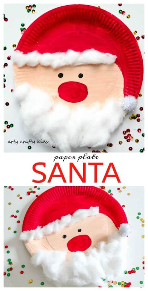 ideas for christmas plate designs kid crafts and activities glam