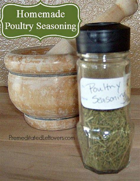 15 Seasoning Mixes You Can Make Yourself Easy Diy