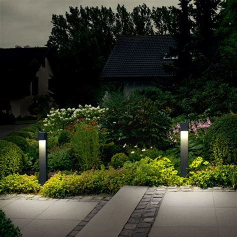 Bega Led Garden And Pathway Bollard 72377238