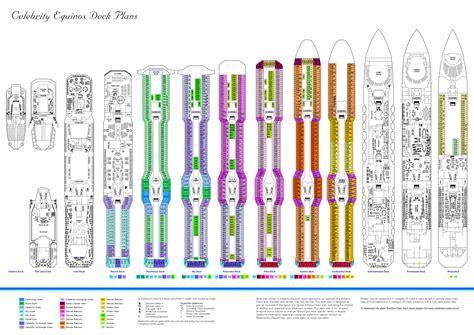 equinox deck plan 11 equinox все о круизных лайнерах описание