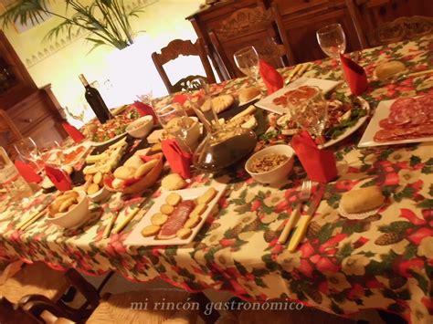 cuisine miel mi rincón gastronómico cena de nochevieja 2010 2011