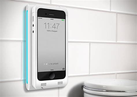 magnetic iphone charger the conductor magnetic charger for iphone 5 hiconsumption