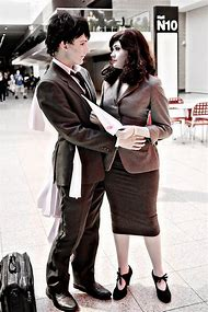 Cosplay Couples Costumes