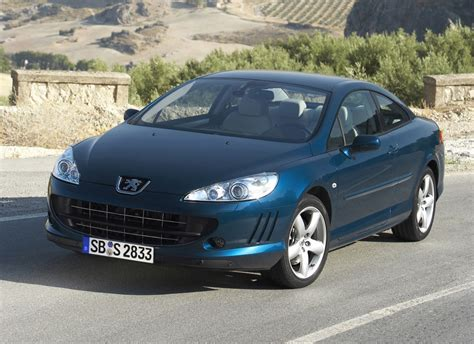 Peugeot 407 Coupe by Peugeot 407 Coupe 2005 2006 2007 2008 2009 2010