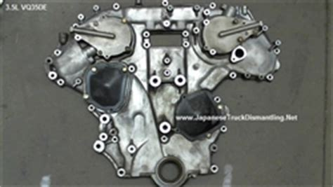 nissan pathfinder timing chain cover timing belt