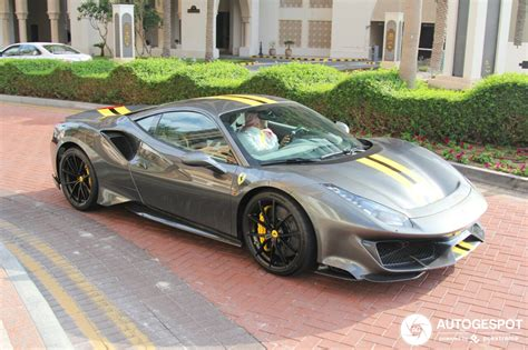 488 Pista Modification by 488 Pista 1 January 2019 Autogespot