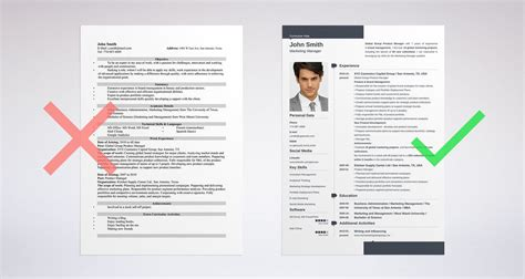 cv resume what is the difference when to use which exles