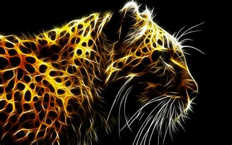 Mobile Animal Wallpaper - abstract animals leopard wallpapers hd desktop and