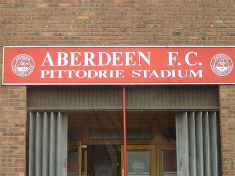 Pittodrie Stadium FC Aberdeen picture, Pittodrie Stadium ...