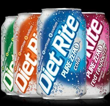 diet sodas  aspartame