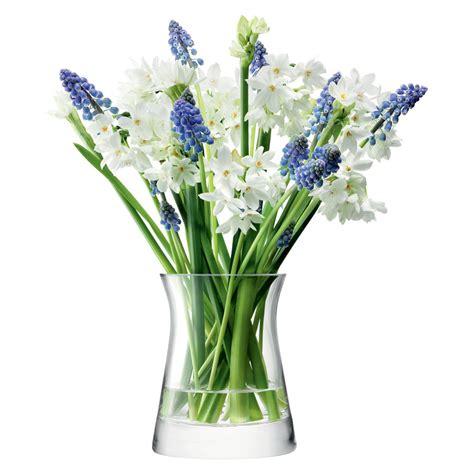 Buy Flower Vase by Buy Lsa International Flower Clear Garden Posy Vase 13cm