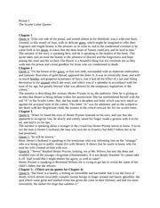 scarlet letter chapter 4 summary scarlet letter chapter 3 levelings