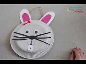 Activité Manuelle Enfant 3 Ans : activit manuelle enfants lapin de p ques anaisactivity youtube ~ Melissatoandfro.com Idées de Décoration