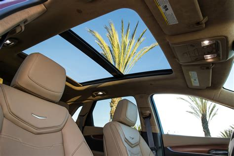 Cadillac Cts Sunroof by 2017 Cadillac Xt5 Review