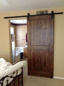 [HELP] Hanging sliding barn door on drywall : DIY