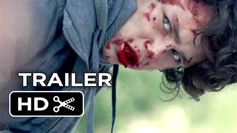 The Stranger Official Trailer 1 (2015)