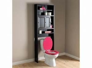 Meuble Haut Toilette : meuble haut toilette castorama veranda ~ Dallasstarsshop.com Idées de Décoration