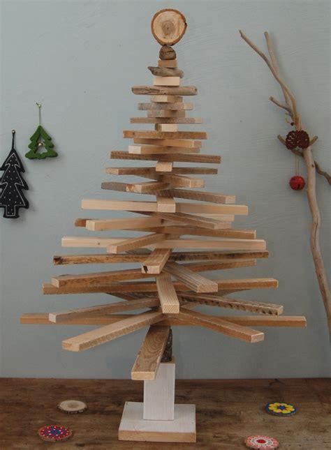 sapin de noel en bois sapin de noel en bois flotte sapin de nol en bois