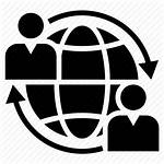 Icon Clipart Company Line Global Transparent Library