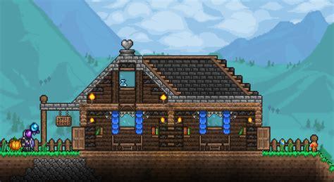 cute  house    terraria terraria