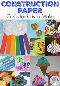 Construction, Paper, Crafts, For, Kids, To, Make