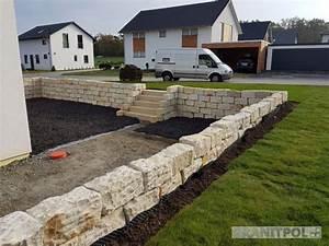Blockstufen Beton Setzen : blockstufen aus granit ~ Orissabook.com Haus und Dekorationen