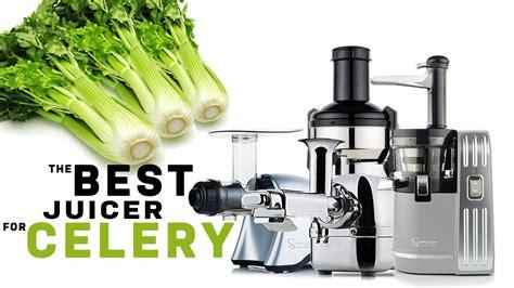 juicer celery