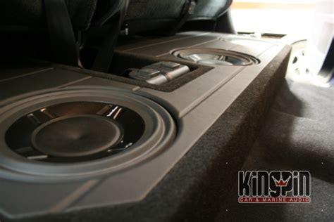 toyota tundra audio upgrade kingpin car  marine
