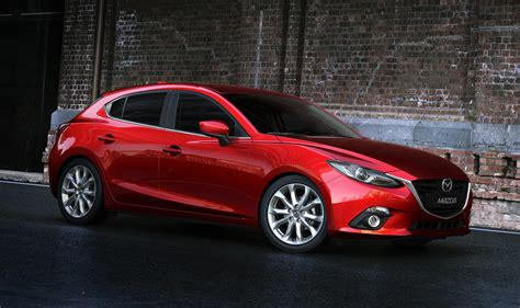 new cars from mazda mazda 3 new small car won 39 t join sub 20k price war