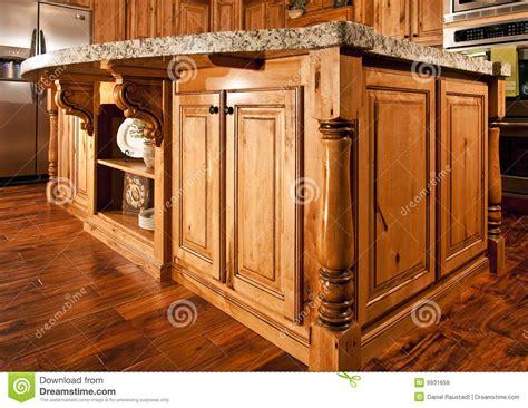 cuisine faite maison modern home kitchen center island countertop royalty free