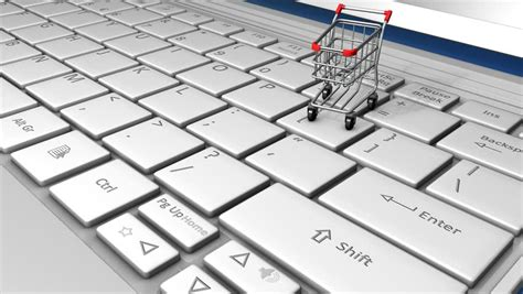 Online Shopping Concept Animation Stock Footage Video