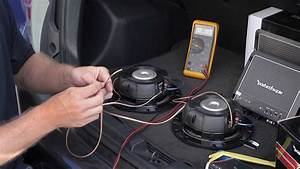 Rockford Fosgate Car Audio Systems Wiring