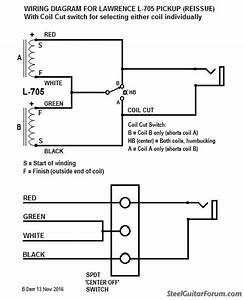 L 705 Wiring Question   The Steel Guitar Forum