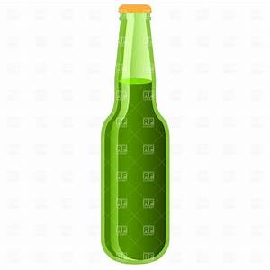 Green beer bottle, 524, Objects, download free vector clip ...