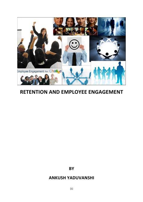 retention  employee engagement