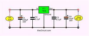 8 How To Convert 12v To 6v Step Down Circuit  With Images