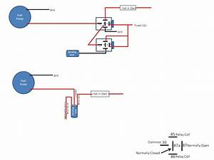 Vega Fuel Pump Wiring Diagram